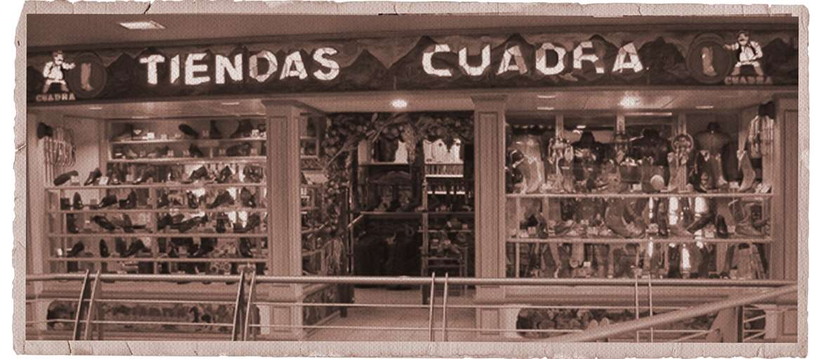The first Cuadra stores